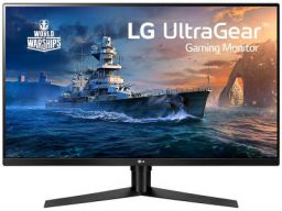 LG Ultragear 144Hz,1ms 32 QHD (2K) Gaming Monitor with Radeon Freesync - 32GK650