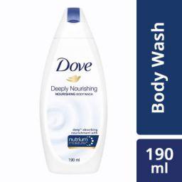 Dove Deeply Nourishing Body Wash, 190ml