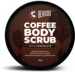 Beardo Coffee Body Scrub for Men Scrub