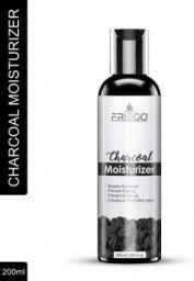 Friego Charcoal Moisturizer-Boost Hydration & Prevents Dullness  (200 ml)