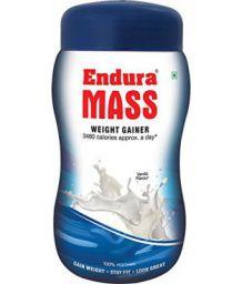 Endura Mass Weight Gainer - 500 g (Vanilla)
