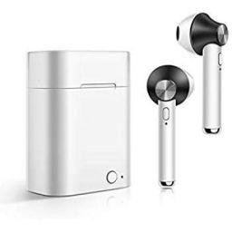 Novateur TWS True Wireless Stereo Headphones with Charging Case