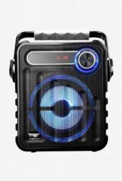 Zebronics Buddy 5W 3.1 Channel Bluetooth Speaker (Black)