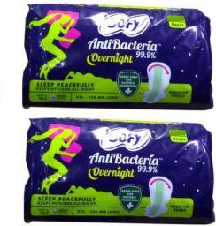 Sofy Anti-Bacteria Overnight XXL 5+5 Sanitary Pad