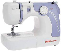 Usha Janome Dream Stitch Automatic Zig-Zag Electric Sewing Machine with Free Sewing Kit worth Rs.500