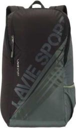 Lavie Sport 26 Ltrs Black Casual Backpack (BDEI915019N4)