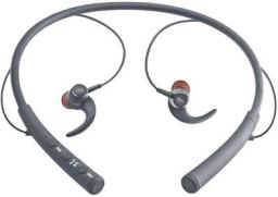 iBall EarWear Base BT 5.0 Neckband Earphone with Mic and 12 Hours Battery Life