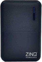 Zinq Technologies Z10KP 10000mAH Lithium Polymer Power Bank (Qualcomm Certified) with QC 3.0 (Black)