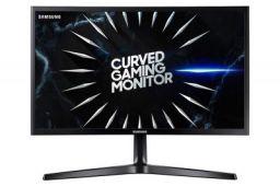 Samsung 24-inch (54.78cm) Curved Gaming Monitor- Full HD, AMD Free Sync, 144 Hz Refresh Rate- LC24RG50FQWXXL