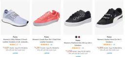 Puma Women's Shoes at Minimum 83% Off