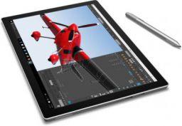Microsoft Surface Pro 4 Core i5 6th Gen - (4 GB/128 GB SSD/Windows 10 Pro) 1724 2 in 1 Laptop (12.3 Inch, SIlver, 0.78 kg)