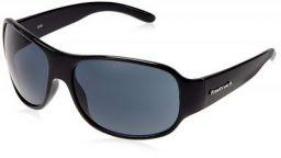Fastrack Wrap Men's Sunglasses (P236BK1|63|Black)