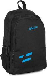 F Gear Castle 24 Ltrs Black Casual Backpack
