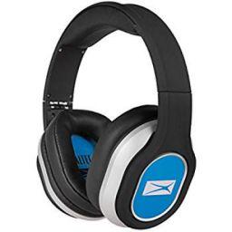 Altec Lansing MZX656-BLUE Foldable Headphones