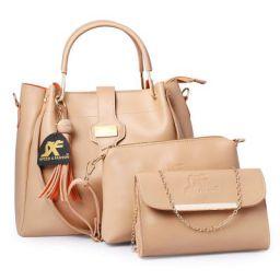 Speed X Fashion Women's Leather Handbag