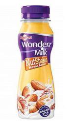 Sunfeast Wonderz Nutshake, Kesar Badam, 200ml