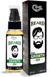 Quat Beard Growth Oil, For Men Hair Oil