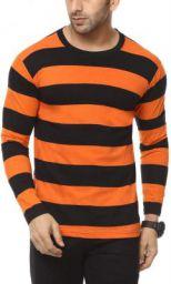 Cenizas Men's Striped T-Shirt