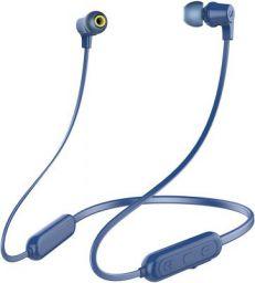 Infinity by Harman Glide N100 Wireless Neckband with Deep Bass Dual EQ Bluetooth 5.0 & Sweatproof (Mystic Blue)