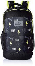 PUMA Fizzy Backpack IND Puma Black-AOP