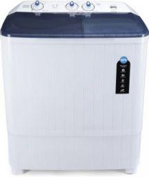 BPL 6.5 kg Semi Automatic Top Load White, Grey  (W65S24A)