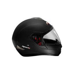 MAVOX FX21 570 Full Face Helmet (Black, 570 mm)