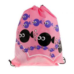 Aeoss Waterproof Swimming Bags Drawstring Beach Bag Sport Gym Backpack Swim Dance Drawstring Oxford Bag