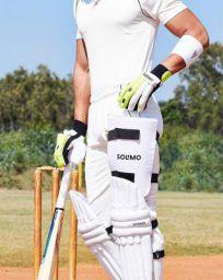 Amazon Brand - Solimo Cricket Thigh Guard