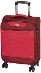 American Tourister Carolina Polyester 55 cms Deep Purple/Fuchsia Softsided Cabin Luggage (FL0 (0) 91 001)