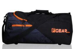 F Gear Explory Polyester 2362Cms Orange Softsided Travel Duffle