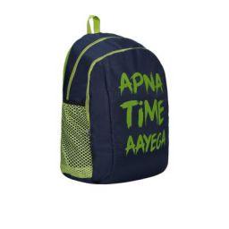Impulse 30 Ltrs Blue School Backpack (Apna Time Aayega 30 L Blue)