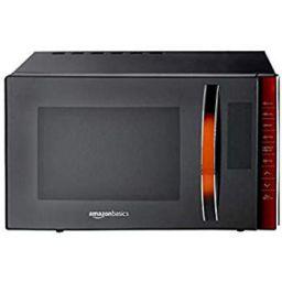 AmazonBasics 23 L Convection Microwave (Black)