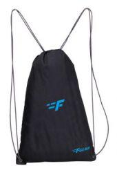 F Gear String 11 Ltrs Nylon Black Gym Bag