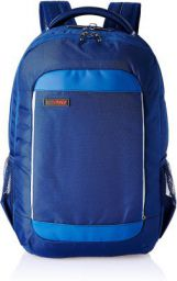 VIP Radian 27 Ltrs Prussian Blue Laptop Backpack