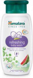 Himalaya Refreshing Baby Wash  (100 ml)