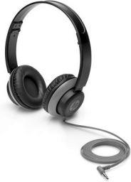 HP 2VB08AA Stereo On-Ear Headset (Black)