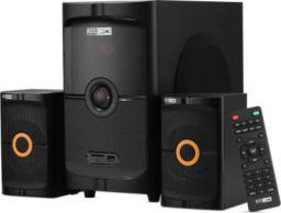 Altec Lansing AL-3004A 50 W Bluetooth Home Theatre (Black, Orange, 2.1 Channel)