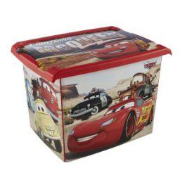 Keeeper Cars Deco Box (Multicolor)