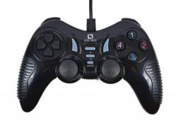 Live Tech Turbo Double Vibration Game Pad GP 01