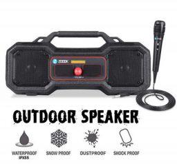 Zoook Rocker Thunder Stone 24Watt Rugged Waterproof Boombox Bluetooth Party Speaker