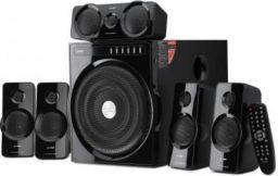 F&D F6000X 135 W Bluetooth Home Theatre (Black, 5.1 Channel)
