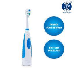 JSB HF26 Power Toothbrush (Blue-White)