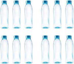 Milton Amazon 1000 ml Bottle (Pack of 12, Blue)