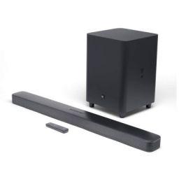 JBL Bar 5.1 Channel soundbar with MultiBeam Sound Technology (550 Watts, Black)
