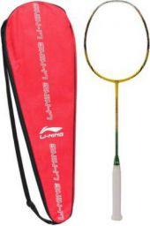 Li-Ning UC-BRAZIL-2016 Yellow Unstrung Badminton Racquet (Pack of: 1, 82 g)