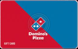 Domino's Rs.500 Gift card at Rs.300