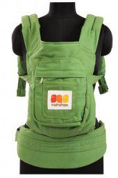 Nahshon Baby Carrier (Nature Green)