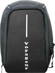 VOYAGEUR 15.6 inch Laptop Backpack  (Grey)