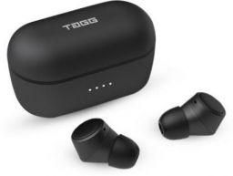 TAGG Liberty-X True Wireless Bluetooth Headset  (Black, True Wireless)