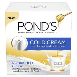 Pond's Honey and Milk Protein Face Cream, 100 ml